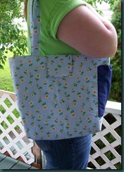 daisy diaper bag 1