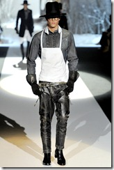 Dsquared Fall Winter 2011 Man Collection 5