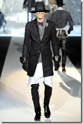 Dsquared Fall Winter 2011 Man Collection 6
