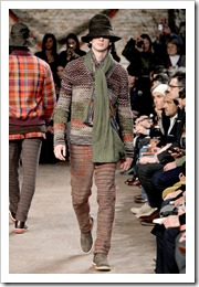 Missoni Fall 2011 Menswear 5