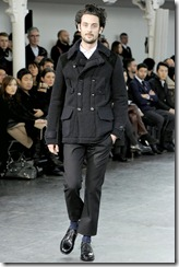 Junya Watanabe Fall 2011 Menswear Collection