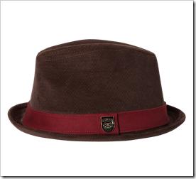 Stussy Corduroy Fedora Hat