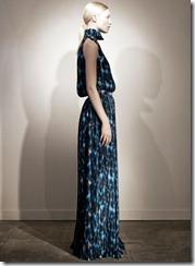Erdem Pre-Spring 2011 Printed Dresses Look 7