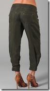 Diane von Furstenberg Copper Pants B