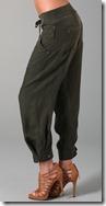 Diane von Furstenberg Copper Pants S