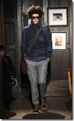 Tommy Hilfiger Men's Runway Photos Fall 2011 15