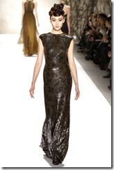 Monique Lhuillier Fall 2011 Ready-To-Wear Collection 17