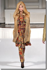Oscar de la Renta Fall 2011 Ready-To-Wear 25