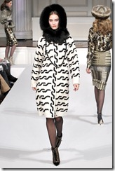 Oscar de la Renta Fall 2011 Ready-To-Wear 4