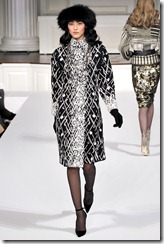 Oscar de la Renta Fall 2011 Ready-To-Wear 6