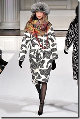 Oscar de la Renta Fall 2011 Ready-To-Wear 7