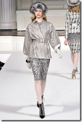 Oscar de la Renta Fall 2011 Ready-To-Wear 12
