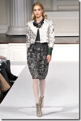 Oscar de la Renta Fall 2011 Ready-To-Wear 13