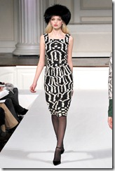 Oscar de la Renta Fall 2011 Ready-To-Wear 14