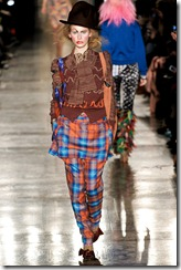 Vivienne Westwood Red Label Fall 2011 RTW Runway Photos 2
