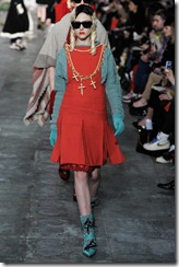 Meadham Kirchhoff Fall 2011 Ready-To-Wear 6
