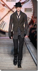 John Varvatos Fall-Winter 2011 Collection Look 2