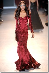 Zac Posen Ready-To-Wear Fall 2011 Runway Photos 35
