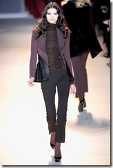 Zac Posen Ready-To-Wear Fall 2011 Runway Photos 6