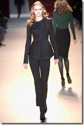 Zac Posen Ready-To-Wear Fall 2011 Runway Photos 10