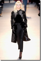 Zac Posen Ready-To-Wear Fall 2011 Runway Photos 19