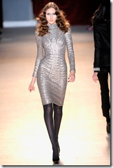 Zac Posen Ready-To-Wear Fall 2011 Runway Photos 26
