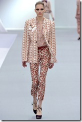 Just Cavalli Ready-To-Wear Fall 2011 Runway Photos 4