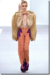 Just Cavalli Ready-To-Wear Fall 2011 Runway Photos 1