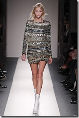 Balmain Ready-To-Wear Fall 2011, Paris Fashion Week 5