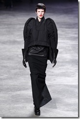 Rick Owens RTW Fall 2011 Runway Photos 34