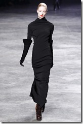 Rick Owens RTW Fall 2011 Runway Photos 41