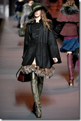 Christian Dior Ready-To-Wear Fall 2011 Runway Photos 4