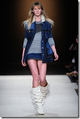 Isabel Marant Ready-To-Wear Fall 2011 Runway Photos 8