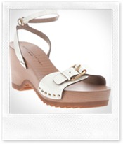 STELLA MCCARTNEY Morgana sandal