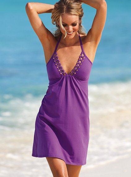 Wearable Trends: Victoria's Secret Beach Dresses