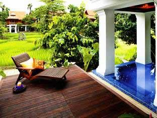 Mandarin Oriental Dhara Dhevi Hotel Chiang Mai - Grand Deluxe Villa with Plunge Pool