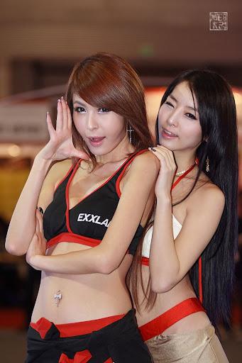 Asian Car ShowKorean Car Show Girl Japanese Encore Encore Seo - Asian car show girls