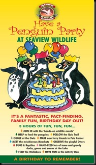 Penguin Party cover