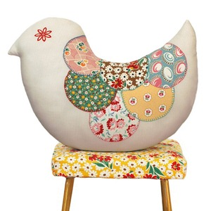 Hello Birdie Pillow Pattern