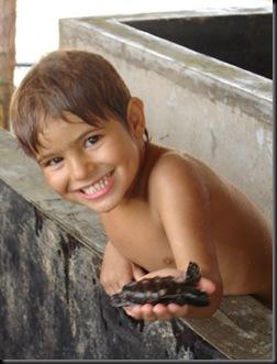 Kids - Port Vila, Church April 09 215