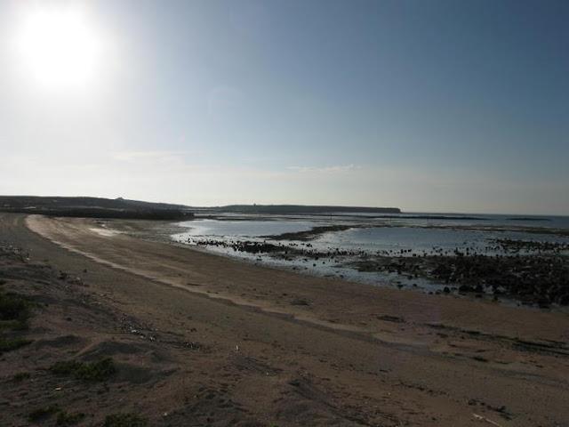 下午的后螺沙灘