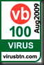 Virus Bulletin Award VB100 - August 2009