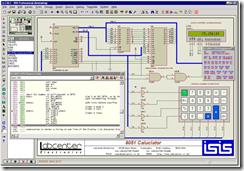 Proteus : circuit simulation