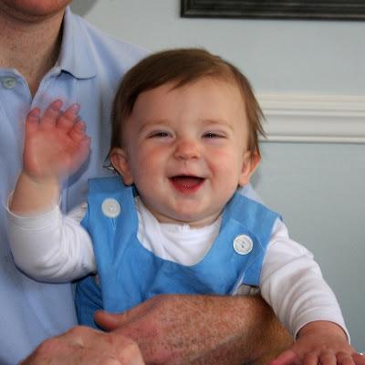 baby waving   Moon Dreams & Day Beams