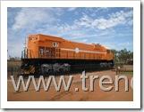 Locomotora Número 5497