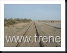 Trocha de 1,435 mts. del Ferrocarril Tacna a Arica