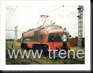 Locomotora E – 3202