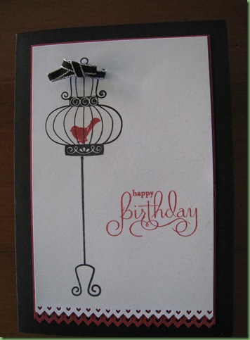 Feb 2011 Stampin Up Party 023