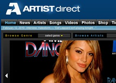 artistdirect