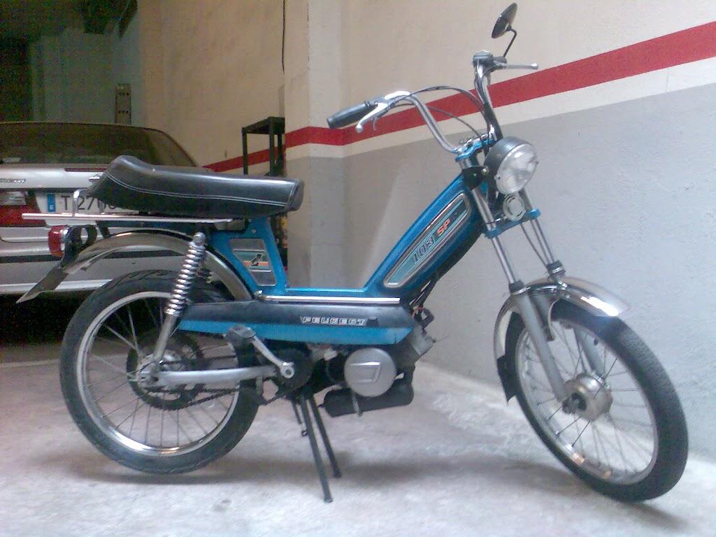 Mi Peugeot 103 de 1980 1013